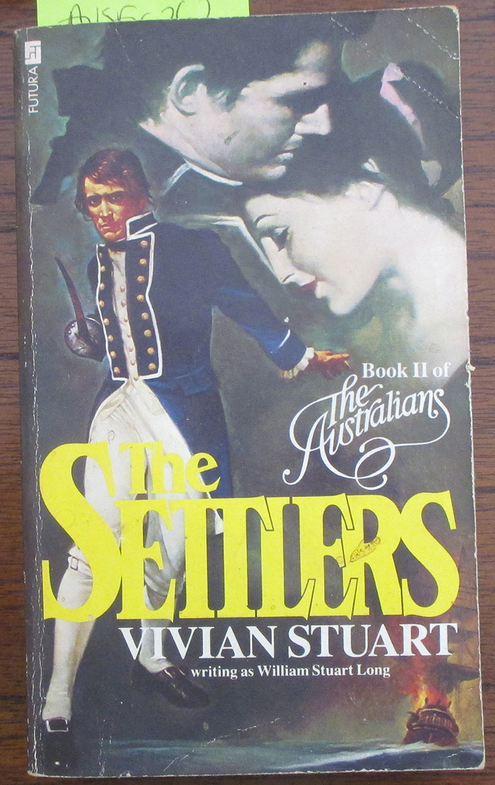 Image for Settlers, The (Book #2 of The Australians Series)