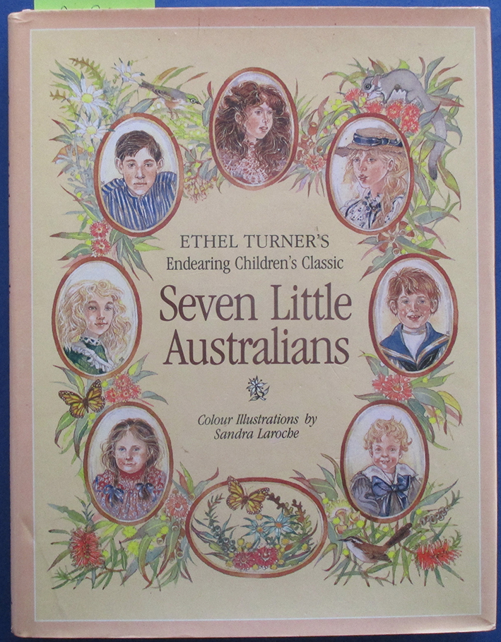 Image for Seven Little Australians
