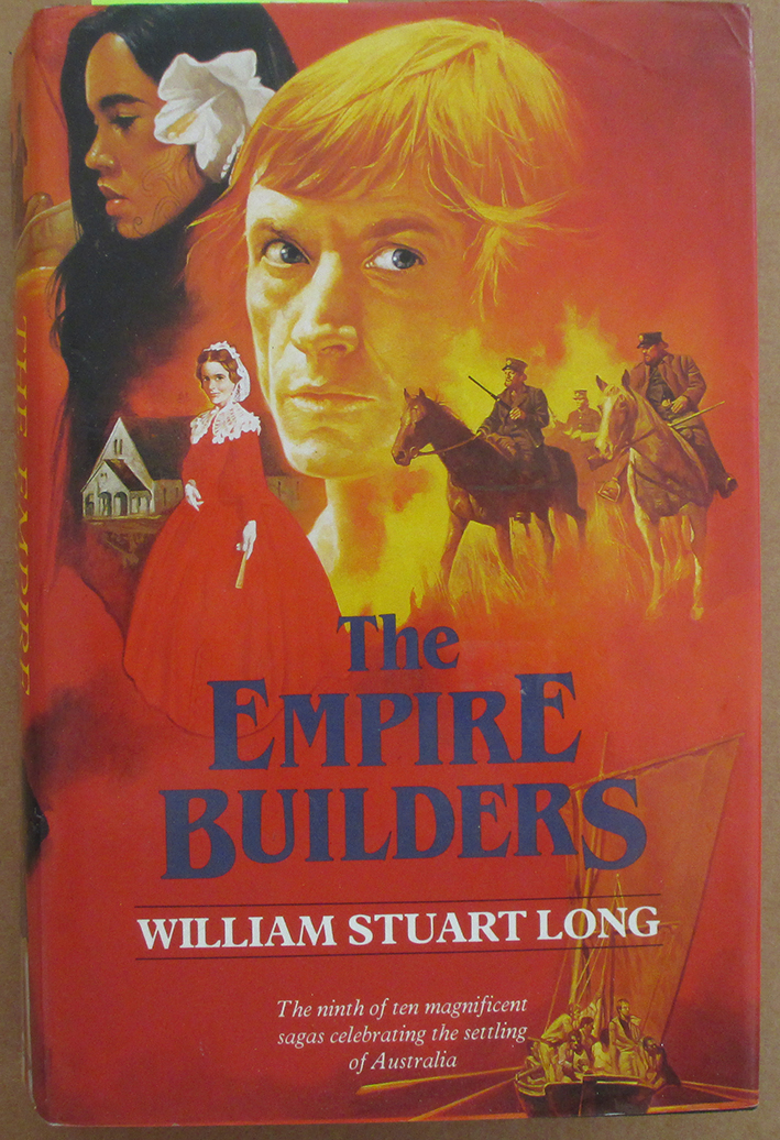 Image for Empire Builders, The (Book #9 of The Australians Series)
