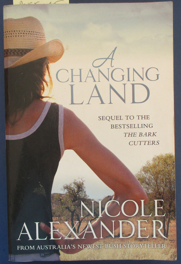 Image for Changing Land, A