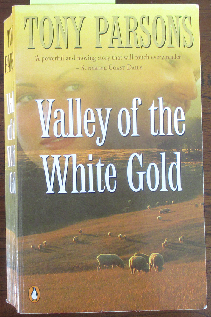 Image for Valley of the White Gold