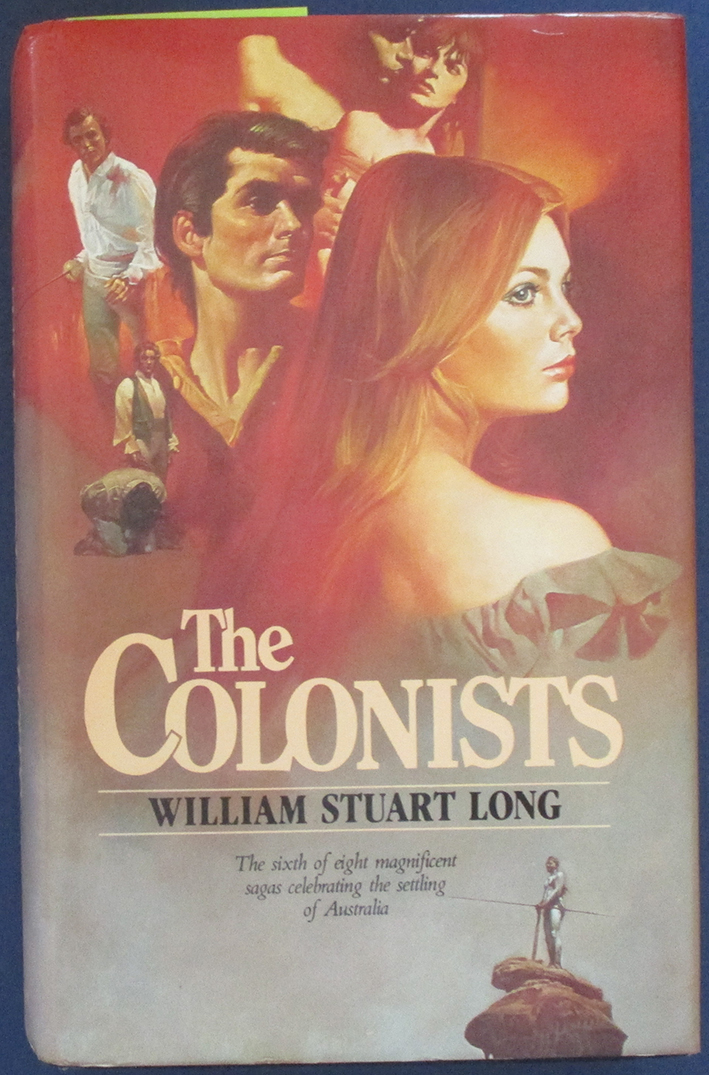 Image for Colonists, The (Book #6 of The Australians Series)