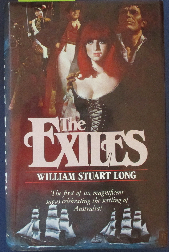 Image for Exiles, The (Book #1 of The Australians Series)