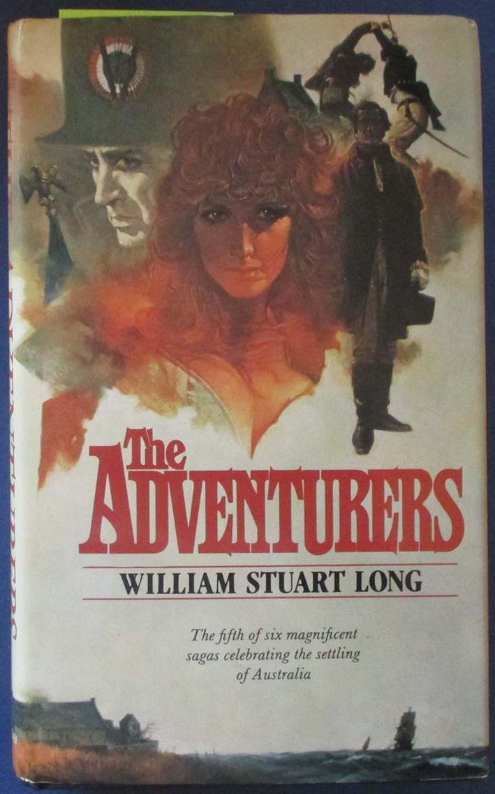 Image for Adventurers, The (Book #5 of The Australians Series)