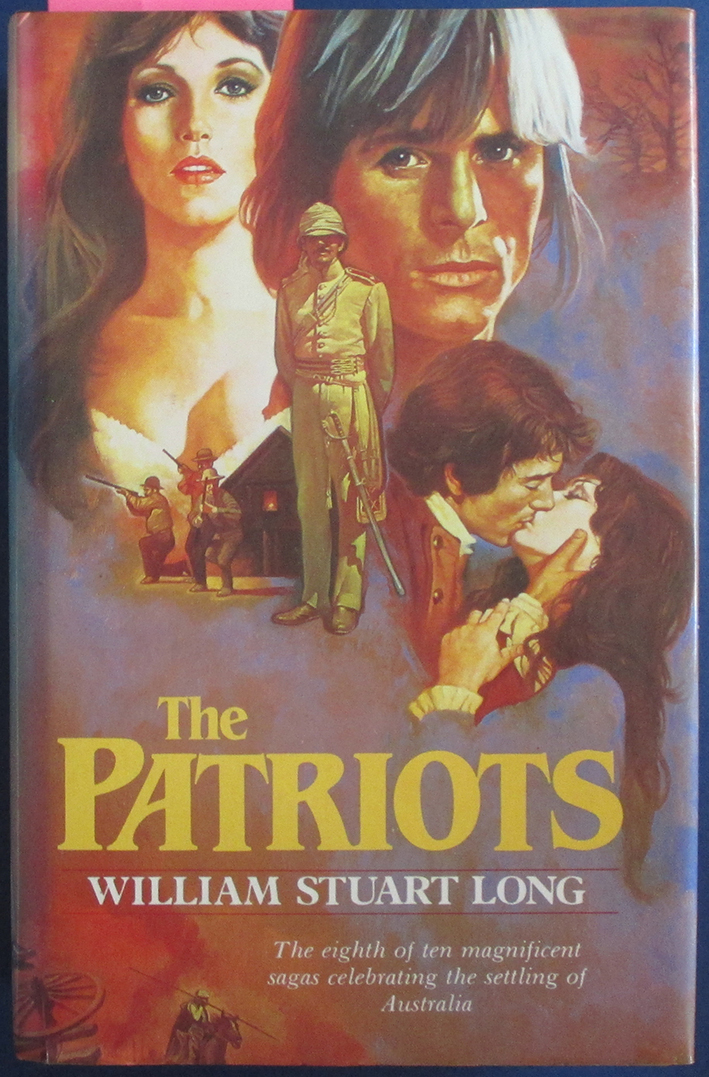Image for Patriots, The (Book #8 of The Australians Series)