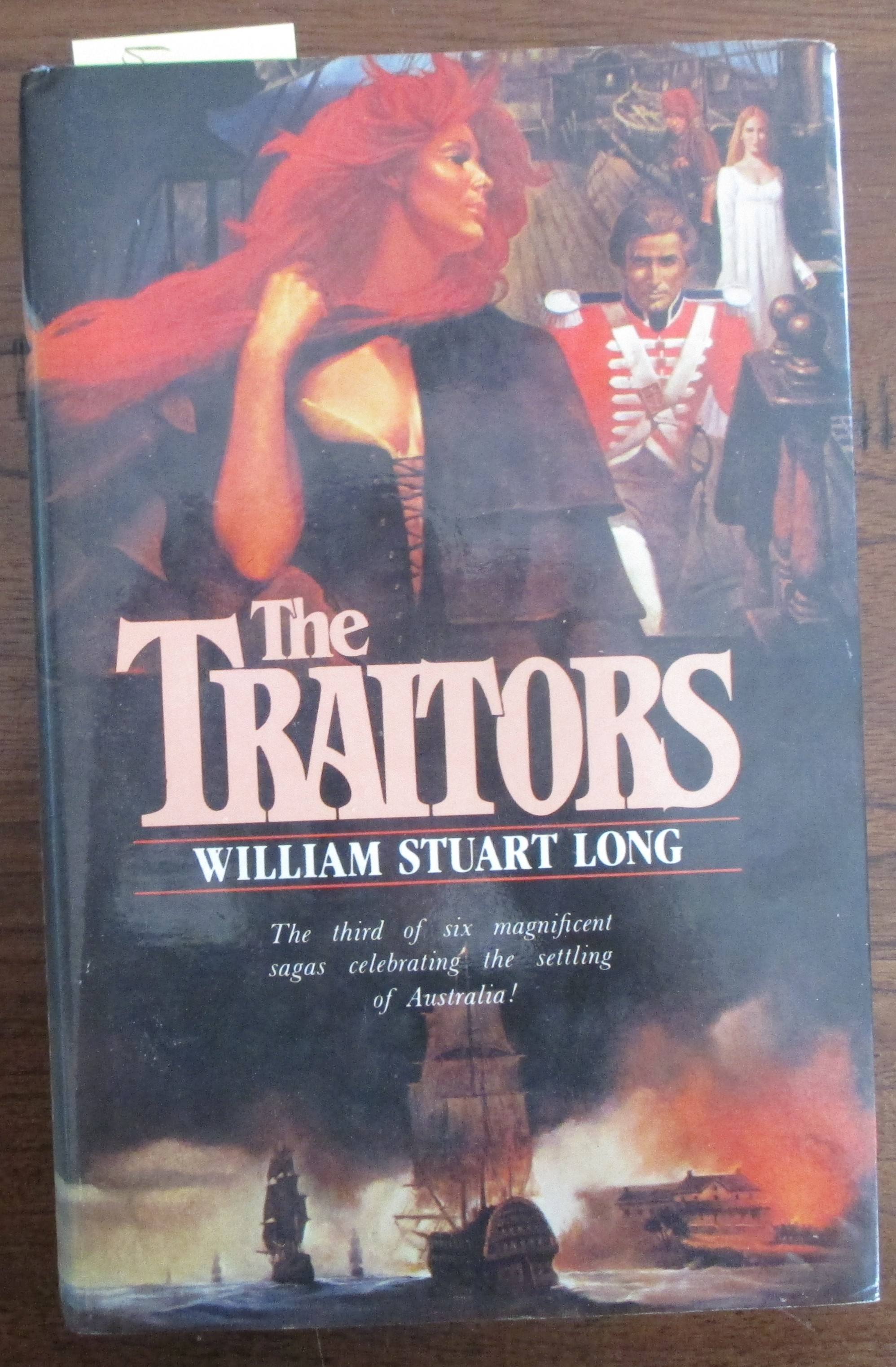 Image for Traitors, The (Book #3 of The Australians Series)