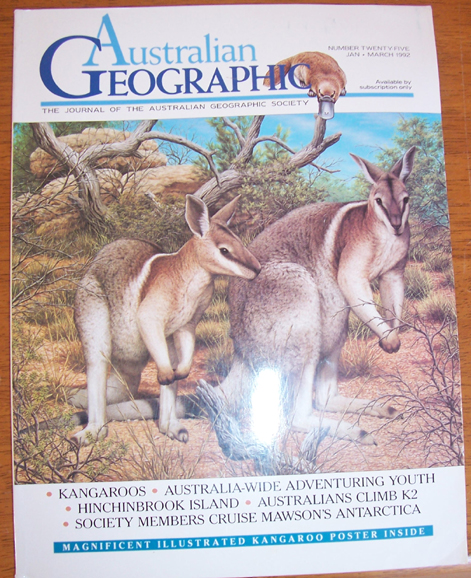 Image for Journal of the Australian Geographic Society, The (No. 25)