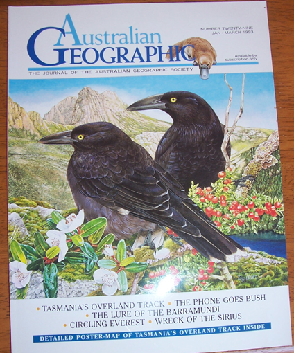 Image for Journal of the Australian Geographic Society, The (No. 29)