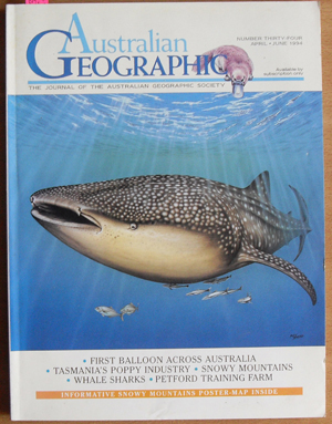 Image for Journal of the Australian Geographic Society, The (No. 34)