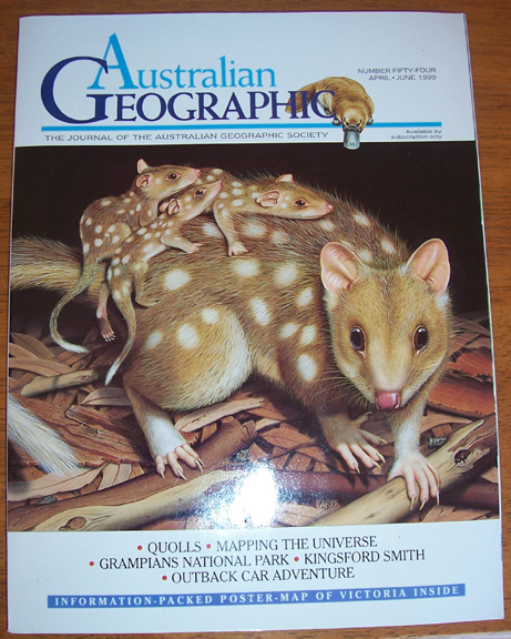 Image for Journal of the Australian Geographic Society, The (No. 54)