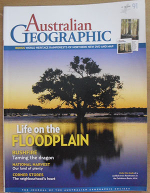Image for Journal of the Australian Geographic Society, The (No. 91)