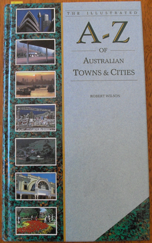 Image for A-Z of Australian Towns & Cities