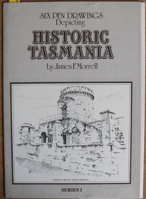 Image for Six Pen Drawings Depicting Historic Tasmania: Series 1