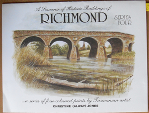 Image for Souvenir of Historic Buildings of Richmond, A: Series Four