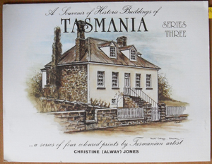 Image for Souvenir of Historic Buildings of Tasmania, A: Series Three