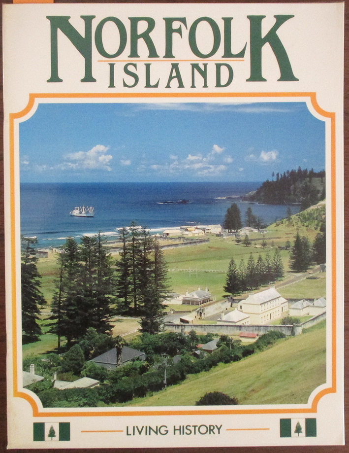 Image for Norfolk Island: Living History