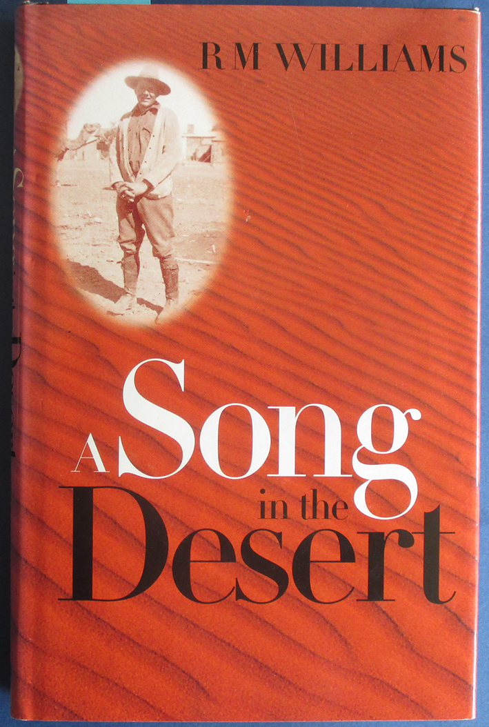 Image for Song in the Desert, A