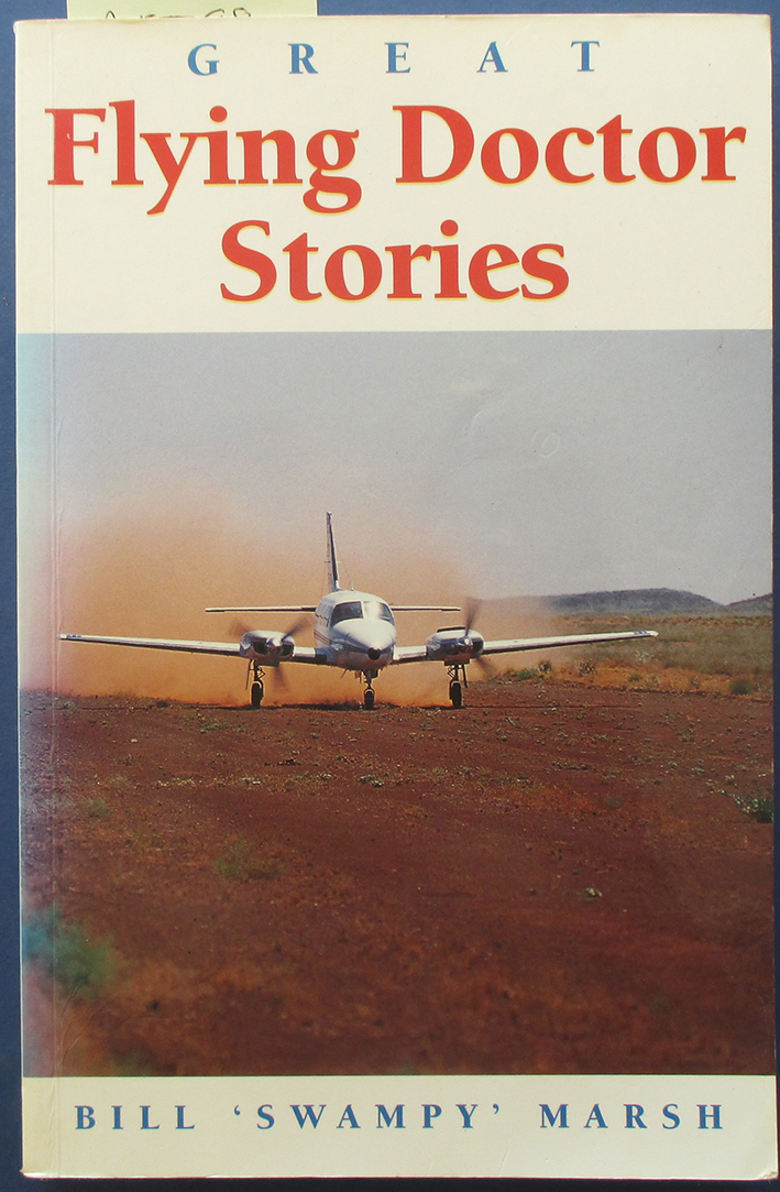 Image for Great Flying Doctor Stories