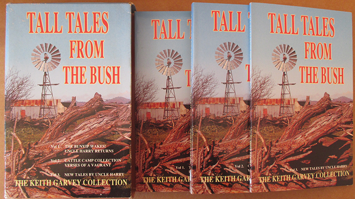 Image for Tales From the Bush: The Keith Garvey Collection (Vols 1, 2 and 3)