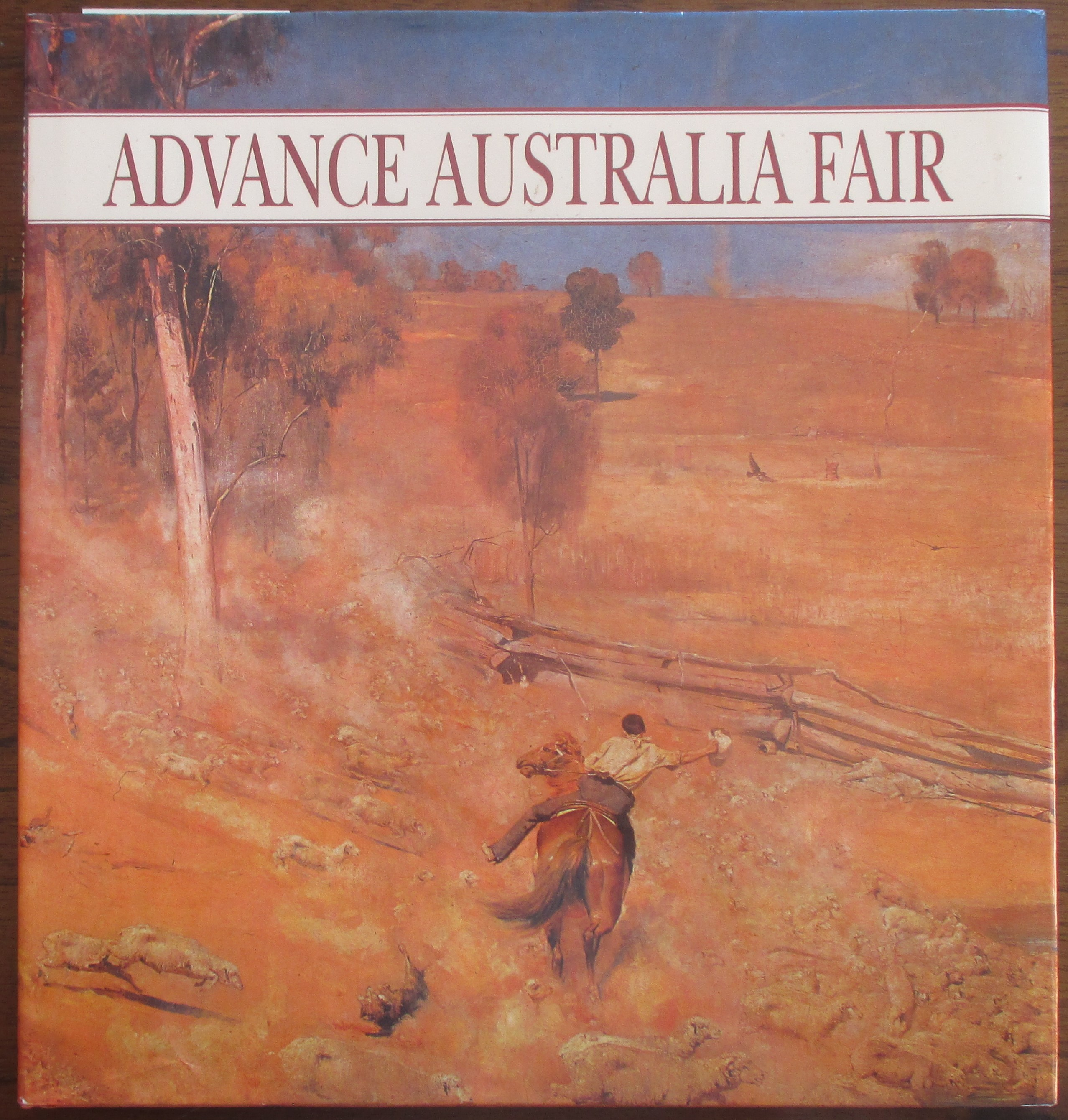 Image for Advance Australia Fair
