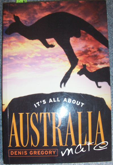 Image for It's All About Australia Mate