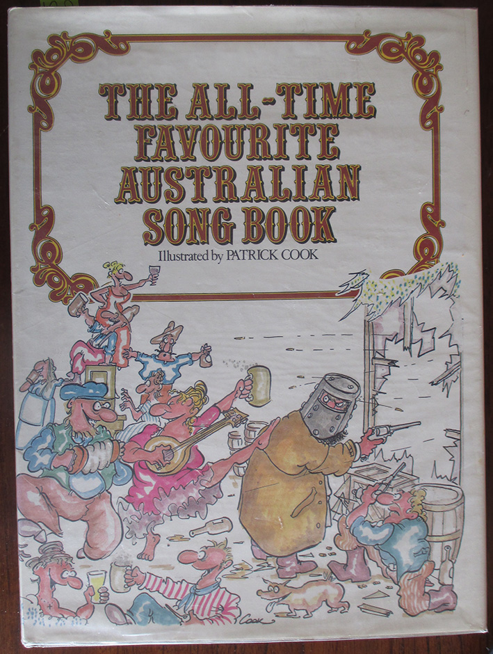 Image for All-Time Favourite Australian Song Book, The