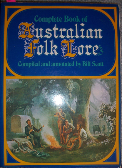 Image for Complete Book of Australian Folk Lore