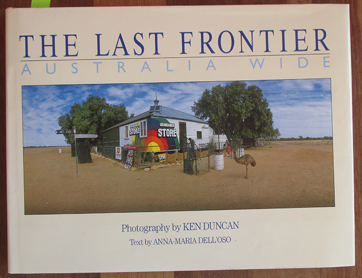Image for Last Frontier, The: Australia Wide