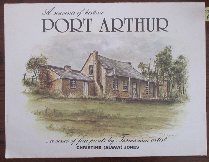 Image for Souvenir of Historic Port Arthur, A
