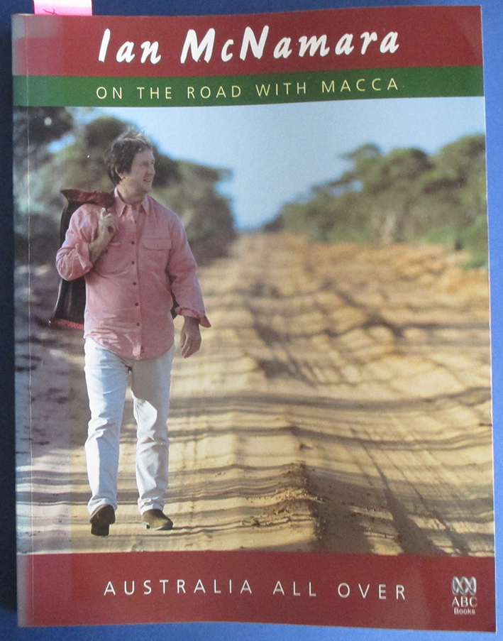 Image for On the Road With Macca: Australia All Over