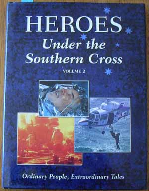 Image for Heroes Under the Southern Cross: Volume II