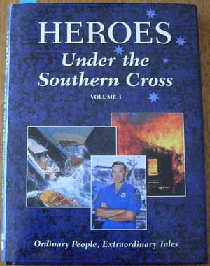 Image for Heroes Under the Southern Cross: Volume I