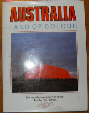Image for Australia: Land of Colour