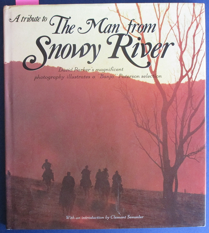 Image for Tribute to The Man From Snowy River, A