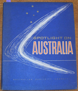 Image for Spotlight on Australia