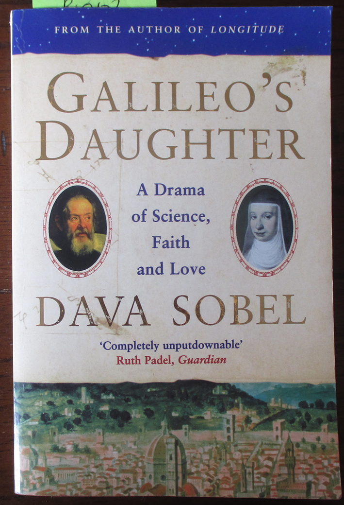 Image for Galileo's Daughter: A Drama of Science, Faith and Love