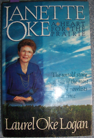Image for Janette Oke: A Heart for the Prairie
