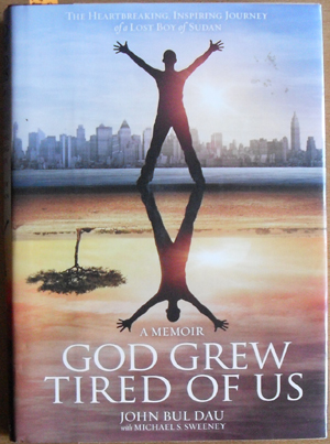 Image for God Grew Tired of Us: A Memoir