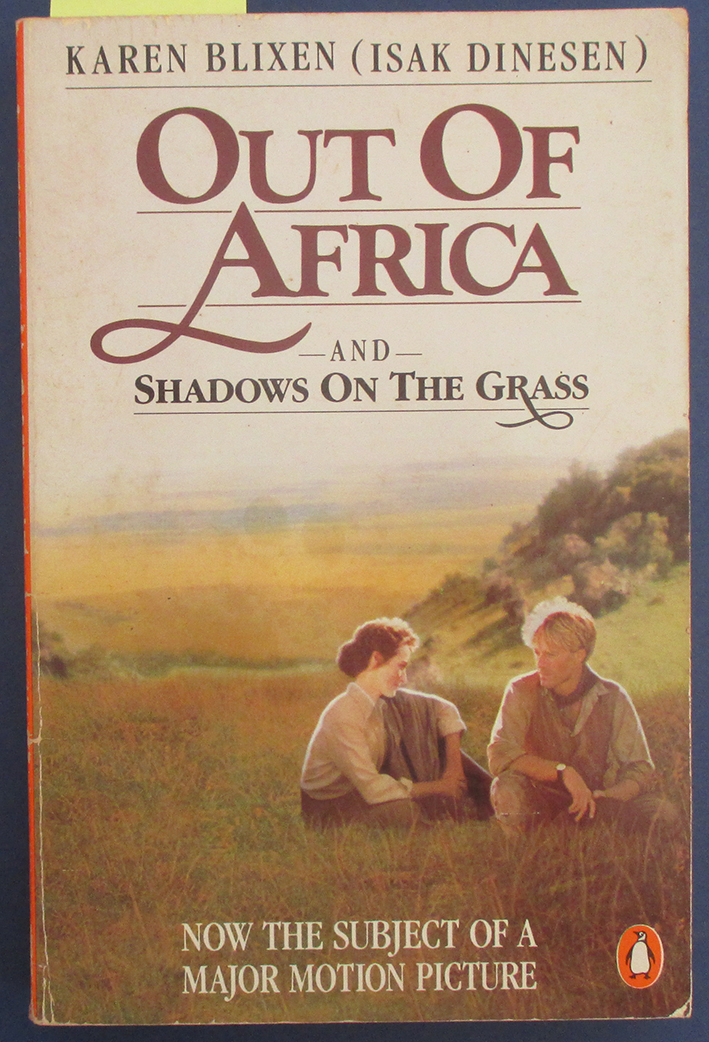 Image for Out of Africa (and Shadow on the Grass)