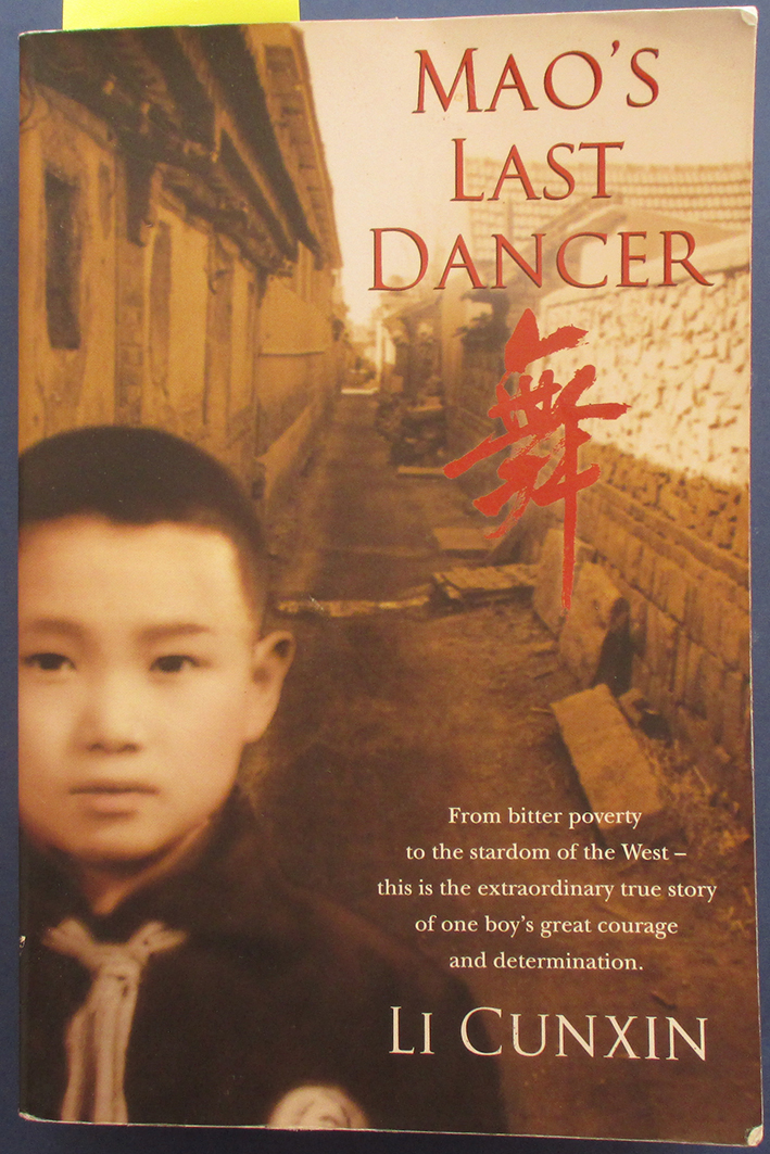 Image for Mao's Last Dancer