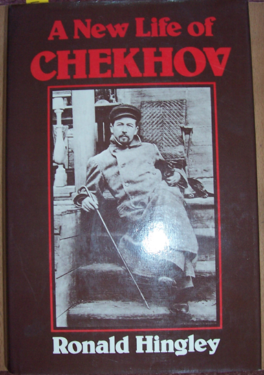Image for New Life of Chekhov, A