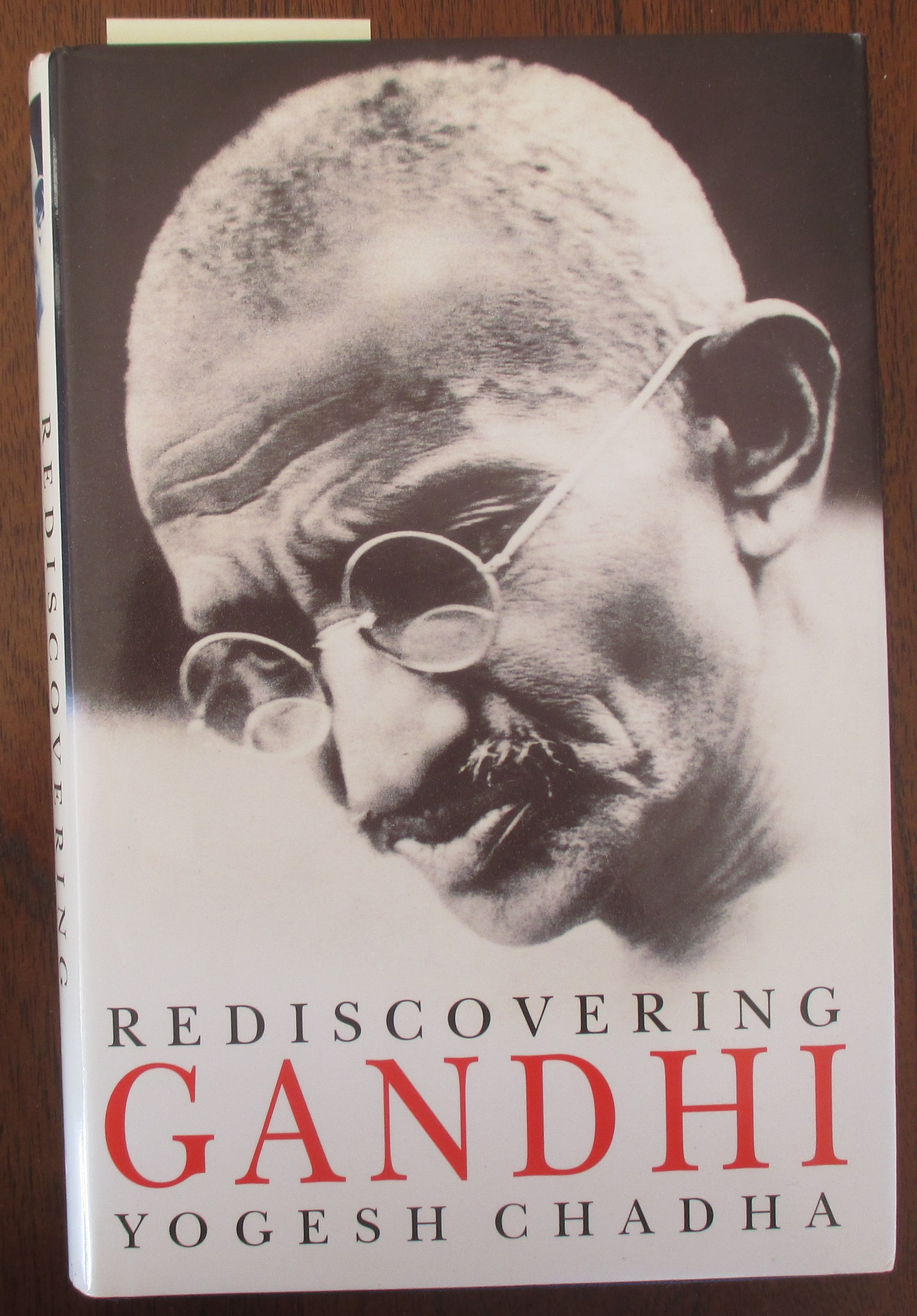 Image for Rediscovering Gandhi
