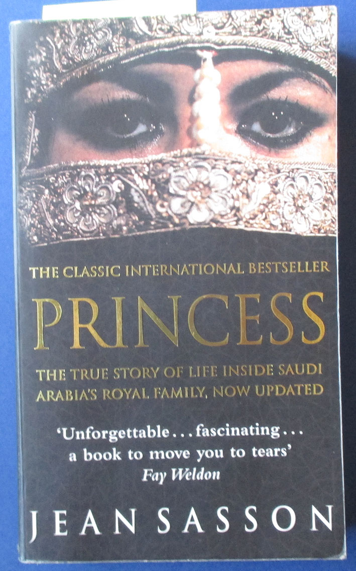 Image for Princess: The True Story of Life Inside Saudi Arabia's Royal Family, Now Updated