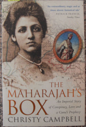 Image for Maharajah's Box, The: An Imperial Story of Conspiracy, Love and a Guru's Prophecy