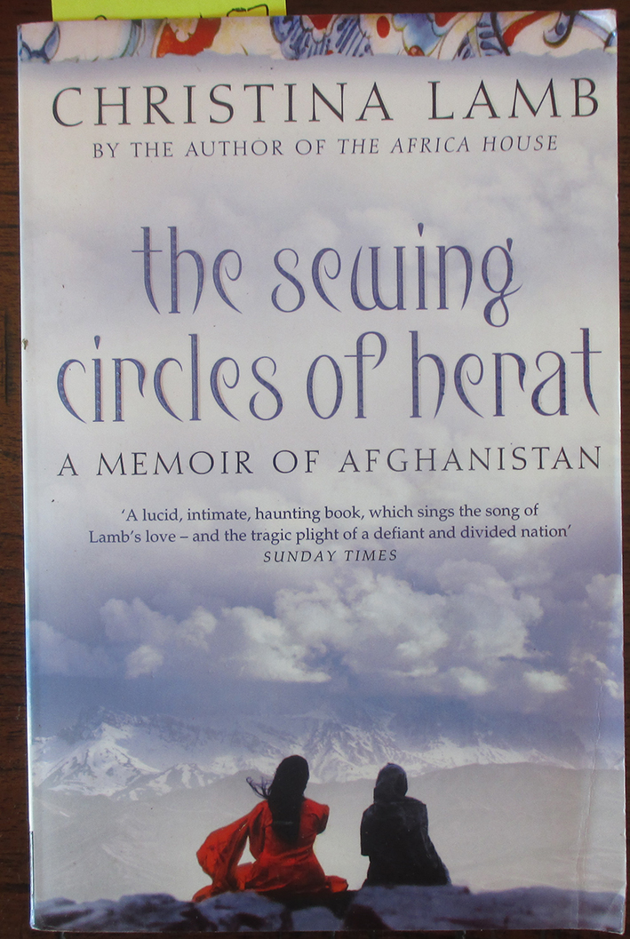 Image for Sewing Circles of Herat, The: A Memoir of Afghanistan