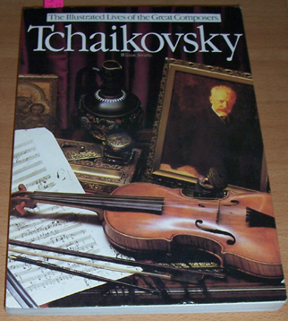 Image for Illustrated Lives of the Great Composers, The: Tchaikovsky