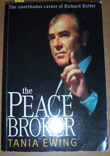 Image for Peace Broker, The