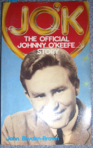 Image for JO'K: The Official Johnny O'Keefe Story