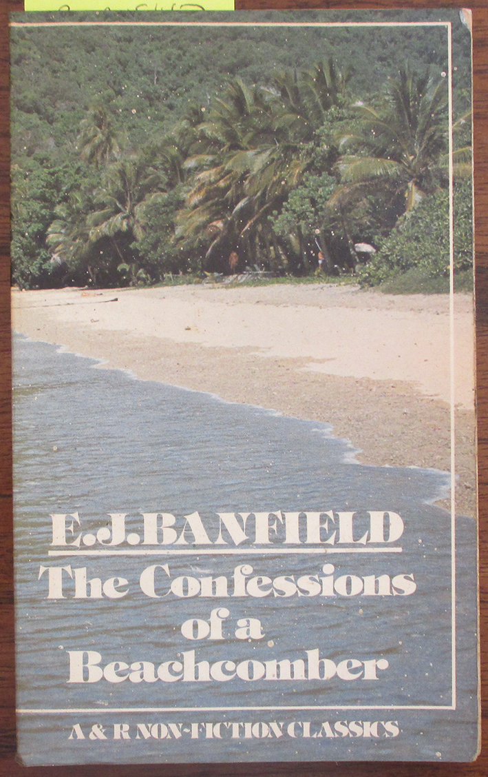 Image for Confessions of a Beachcomber: Life on a Qld Tropical Island