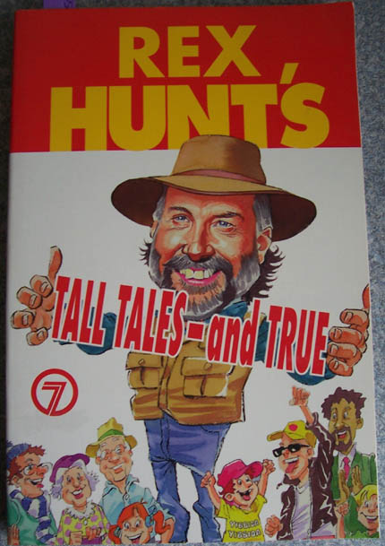 Image for Rex Hunt's Tall Tales - and True